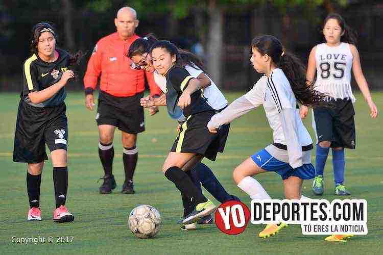 Black Lions-Scorpions-Women Premier Academy Soccer-mujeres