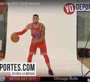 Un modesto Bulls Media Day para arrancar la temporada 2017-2018