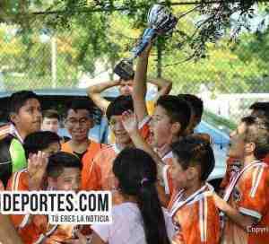 Chicago Dynamo campeones de Latino Premier Academy Soccer League