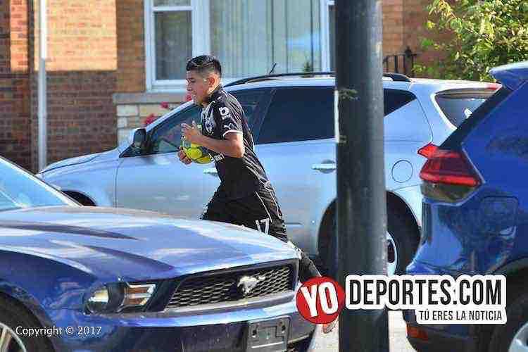 Deportivo Oro-Hidalgo Veracruz-Liga Douglas-calle