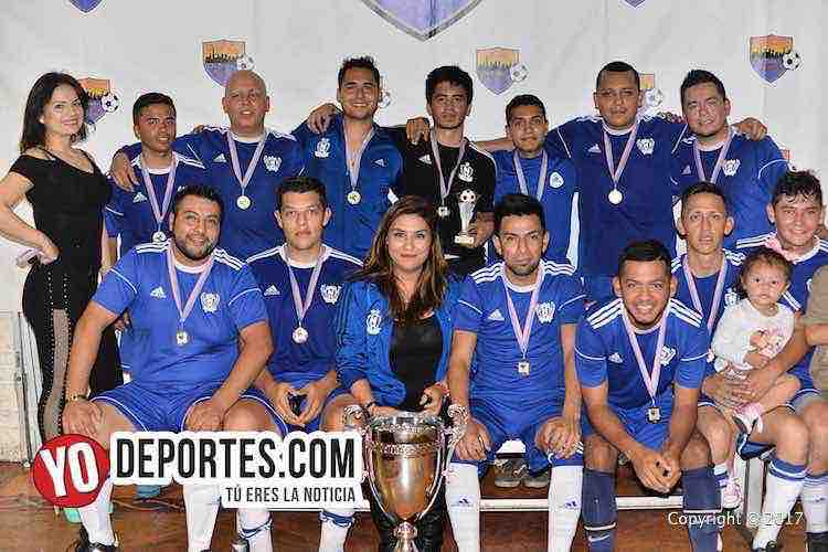 Niupi FC-Gladiadores-Chitown Futbol-campeones