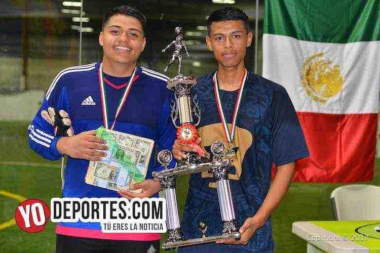 Pumas Floresta-Atlante-Liga 5 de Mayo-billetes