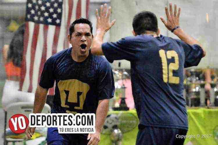 Pumas Floresta-Atlante-Liga 5 de Mayo-futbol