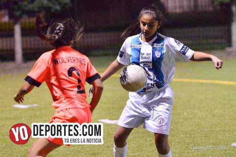 Real FC-Joliet Wolwerines-Chicago Women Premier-mujeres finales