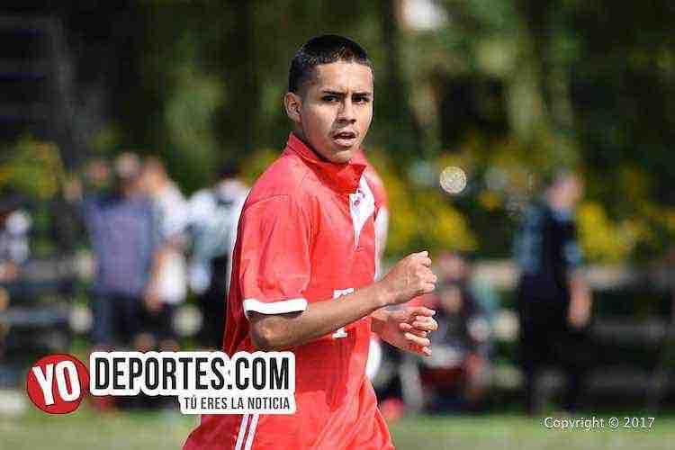 Saul Benitez Jr-Morelos-Deportivo Maya-Liga 5 de Mayo Soccer League