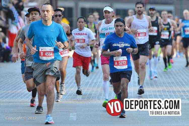 Angel Romero-Chicago Maraton