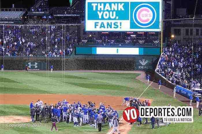 Chicago Cubs-LA Dodgers-Champions-NLCS