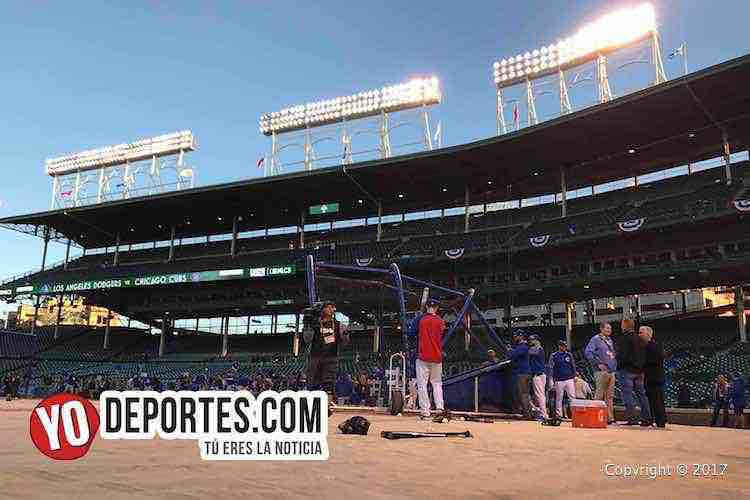 Chicago_Cubs-Los Angeles_Dodgers-NLCS_Wrigley_Field