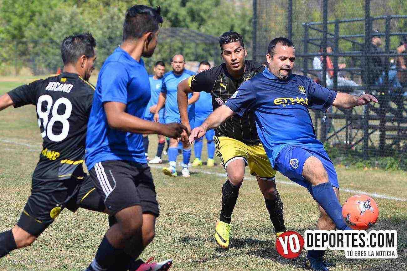 Deportivo Latino-Artilleros Brasil-Liga 5 de Mayo-chicago