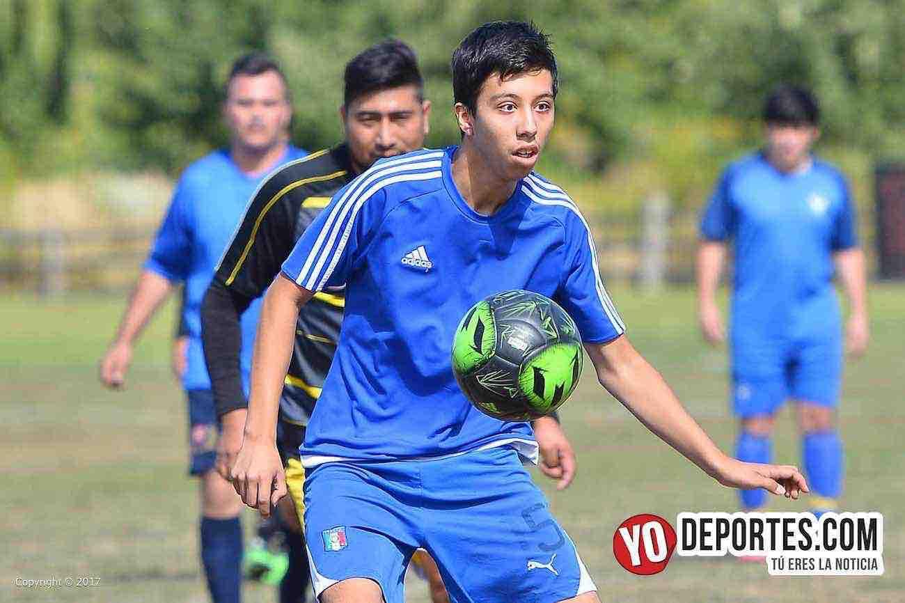 Deportivo Latino-Artilleros Brasil-Liga 5 de Mayo-soccer-futbol