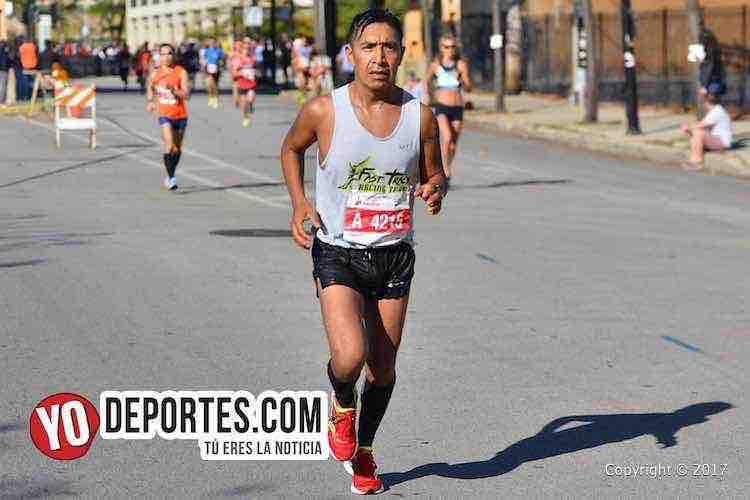 Eleocadio Jimenez-259-40-Chicago Maraton