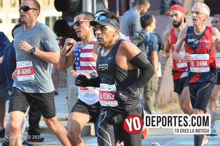 Fernando Esquerre-Chicago Maraton