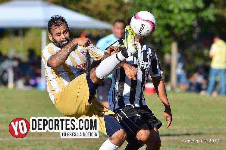 San Luis-La Familia-Liga 5 de Mayo Soccer League-futbol chicago