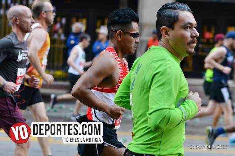 Silvestre Montes-Chicago Maraton 2017
