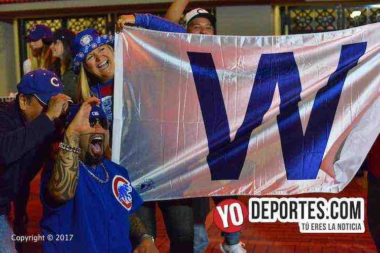 Wrigley Field-Chicago Cubs-fly the w