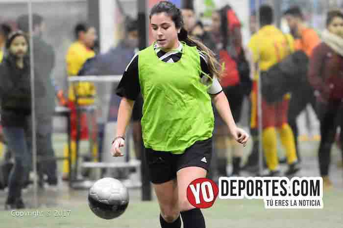 Deportivo DF-Real Betis-5 de Mayo Soccer League-mujeres