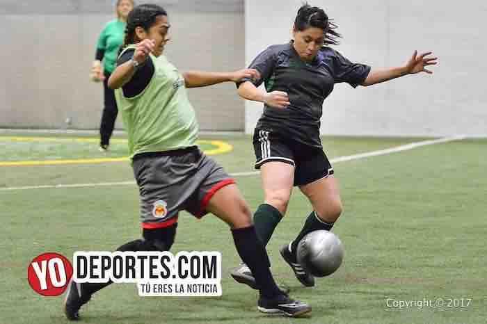 Deportivo DF-Real Betis-5 de Mayo Soccer League-womens