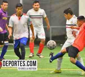 Deportivo La Cruz firme en el liderato de la Liga Douglas