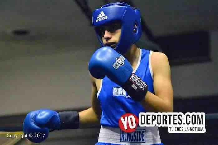 Enrique Soriano-WBC-CMB-Torneo Amateur Cicero Stadium