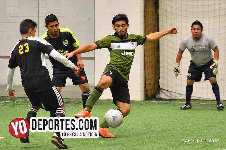 Los Nopales-Vagos-Liga Douglas-futbol en chicago