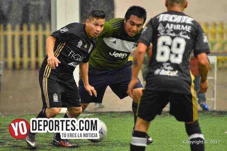 Los Nopales-Vagos-Liga Douglas-futbol