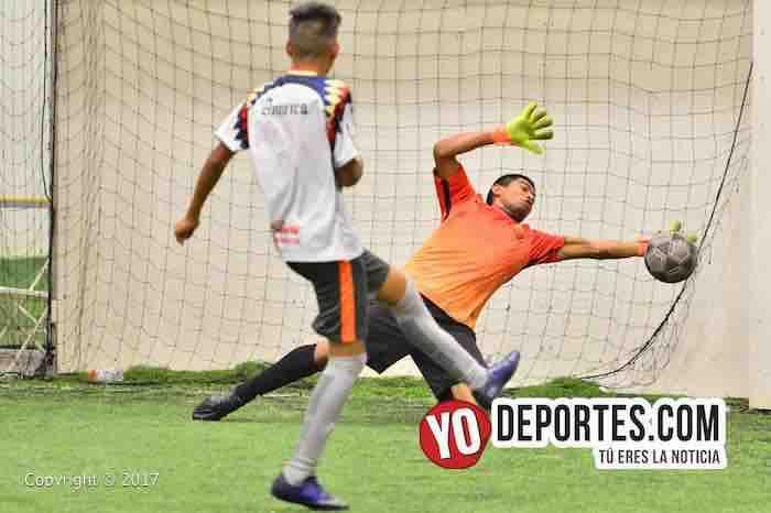 Milan-Deportivo 357-Liga Douglas-portero