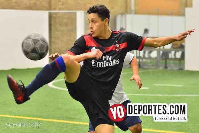 Milan-Deportivo 357-Liga Douglas
