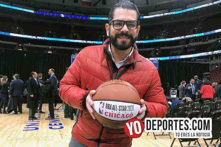 Omar Ramos-Chicago Bulls NBA Allstar 2020