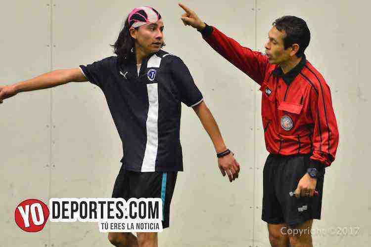 Arbitro Rey Delgado-Veracruz-Deportivo Amistad-Liga Douglas