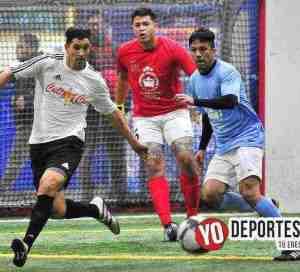 Ludoviko y su Banda pierden con Chicago Soccer en la Champions