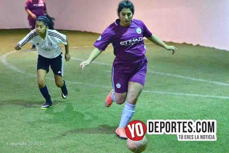 Atletico-Marte More-Ligas Unidas de Chicago Soccer League-femenil soccer