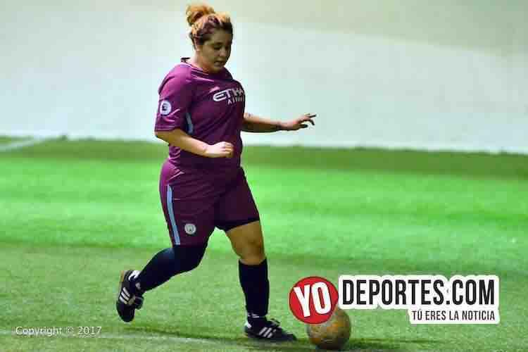 Atletico-Marte More-Ligas Unidas de Chicago Soccer League-soccer mujeres
