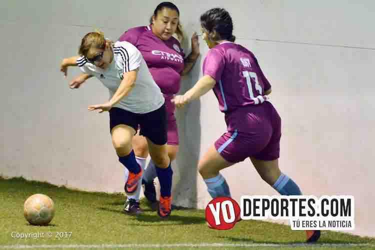 Atletico-Marte More-Ligas Unidas de Chicago Soccer League-yodeportes
