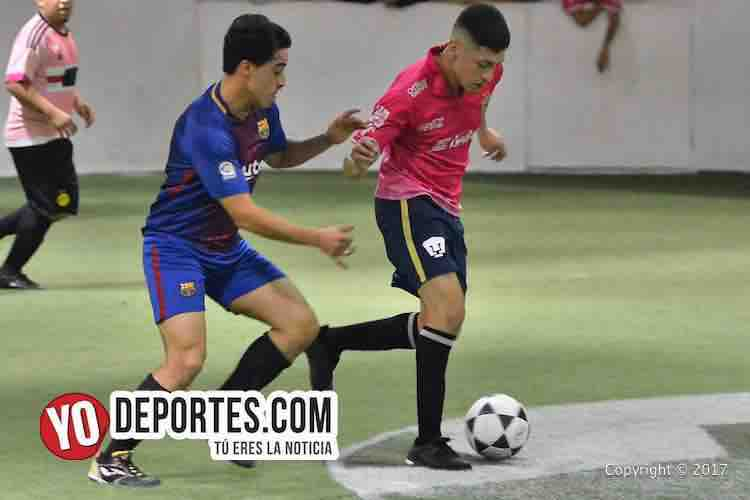 Chicago North Soccer League-Chicago Arsenal-Aguilas Sierra-yodeportes