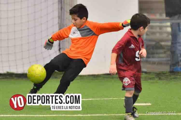 Deportivo 57-Tonalapa-Liga Douglas Infantil-portero