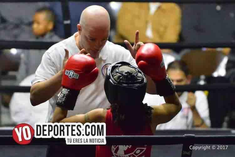 Maureeca Sue Lambert-Dialika Perkins-WBC-CMB-Torneo Amateur-Celestino Ruiz