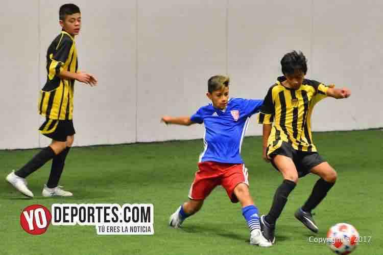 Penarol-Ballistics-Chitown Futbol infantil chicago
