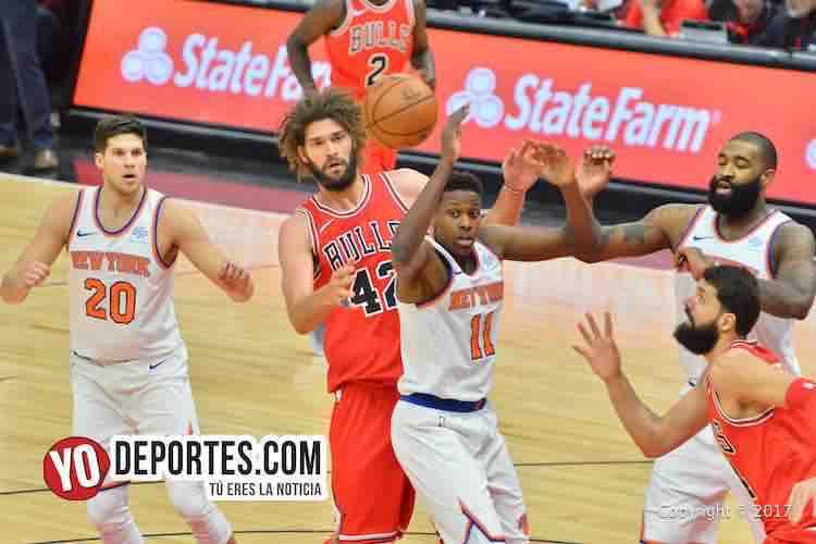 Robin Lopez-Nikola Mirotic-Chicago Bulls-New York Knicks