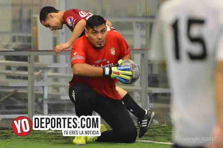 Sauti Sol y CD Victoria empatan en la Liga Doulas-portero