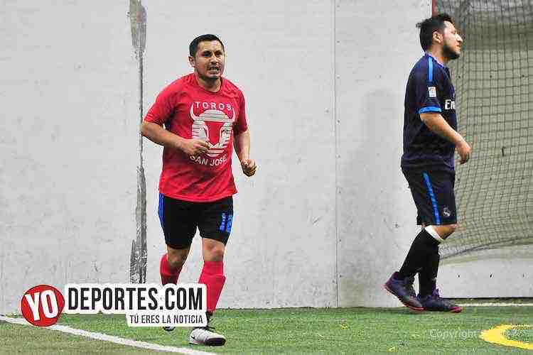 Toros San Jose-Desmadrid-5 de Mayo Soccer League-futbol