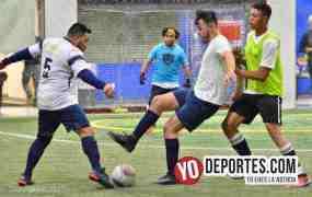 UNAM no se apiadó del Deportivo Madrid y le hizo seis goles
