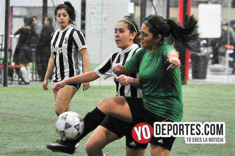 Arbirtro Enrique Reyes-Estrellas-Greenwood-AKD-Premier Academy Soccer League-indoor futbol