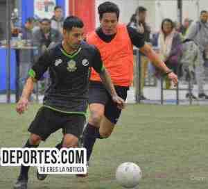 Se fueron empatados Berber Stars y Mercadito en la Liga Latinoamericana
