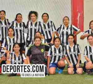 A la final Deportivo Amistad en AKD Women Premier Academy Soccer League