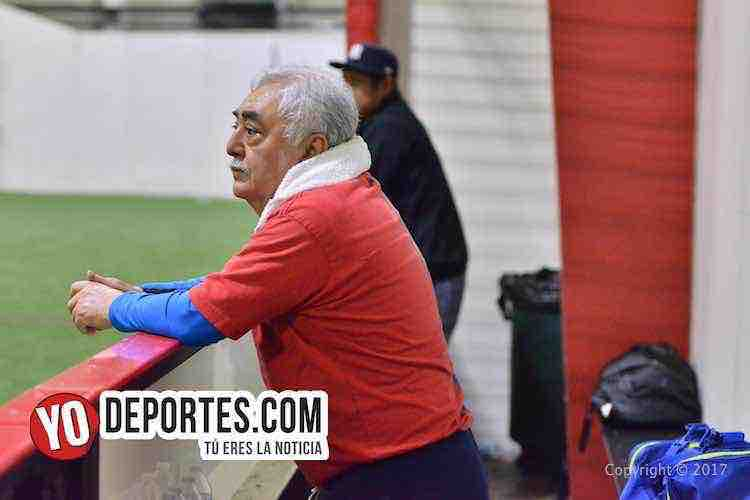 Masajista Ignacio Cruz-Chicago Soccer-Red Fire-Champions-Liga Latinoamericana