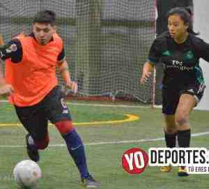 Mercadito derrota a Boca Jr. en futbol mixto de la Liga Latinoamericana