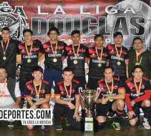 Otra vez campeón el Milán en la Liga Douglas