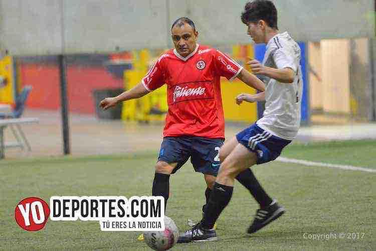 Morelos IV-U de G-Liga 5 de Mayo chicago soccer