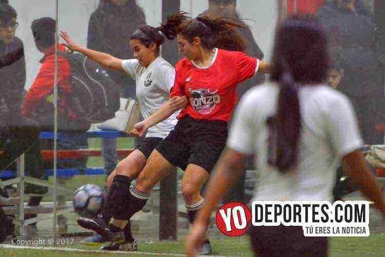 UCSN Gonzo-Real FC-AKD-Women Premier Academy Soccer League-futbol femenil