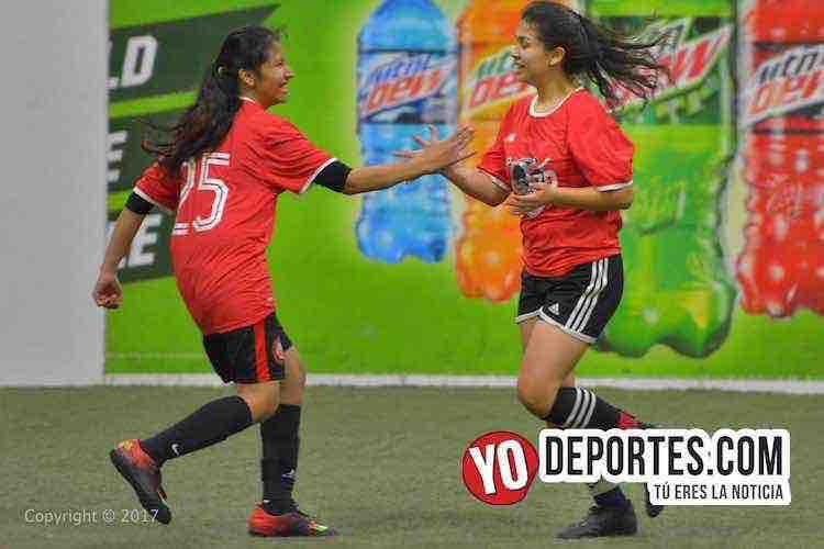 UCSN Gonzo-Real FC-AKD-Women Premier Academy Soccer League-futbol soccer femenil